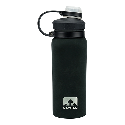 Nathan HammerHead - 18oz/532mL Rubberized Black