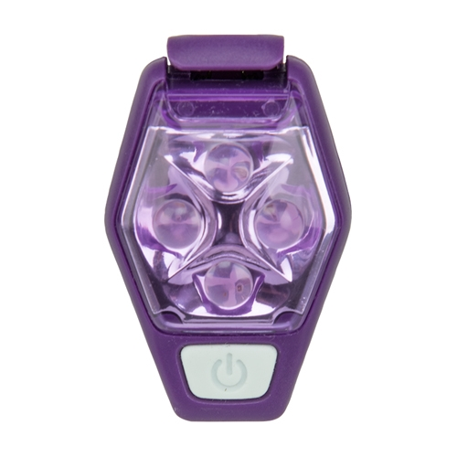 Nathan HyperBrite Strobe Imperial Purple