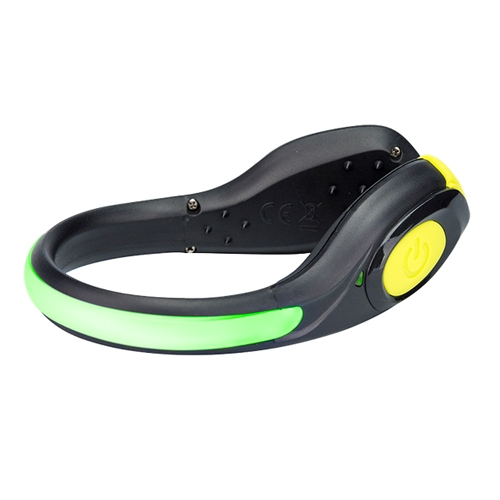 Nathan Light Spur RX Black/Safety Yellow