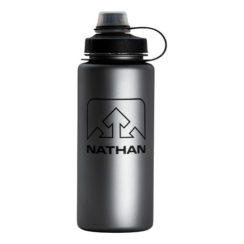 Nathan Little Shot 750mL Charcoal/Black Iridescent