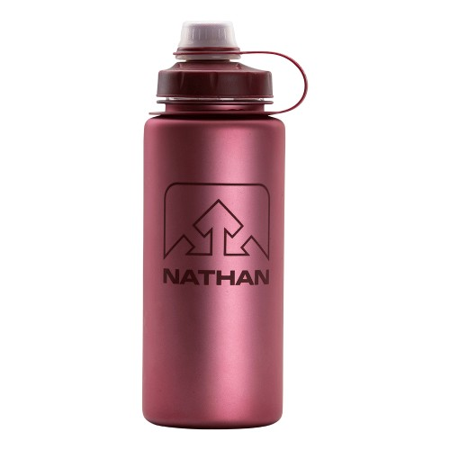 Nathan Little Shot 750mL Red Dhalia Iridescent