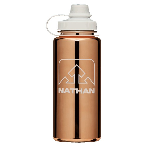 Nathan Little Shot 750mL Desert Gold/White