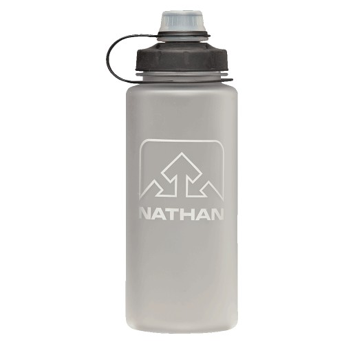 Nathan Little Shot 750mL Clear/White/Black