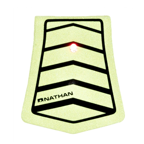 Nathan Mag Strobe Arrows Safety Yellow/Black