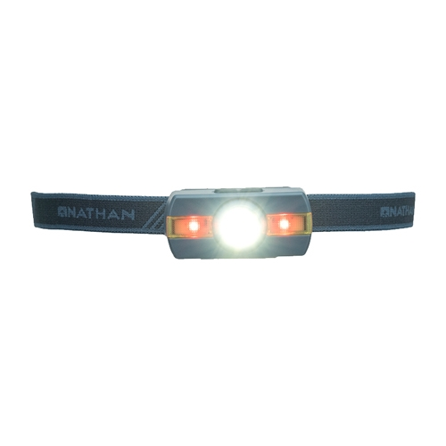 Nathan Neutron Fire Headlamp Rio Red