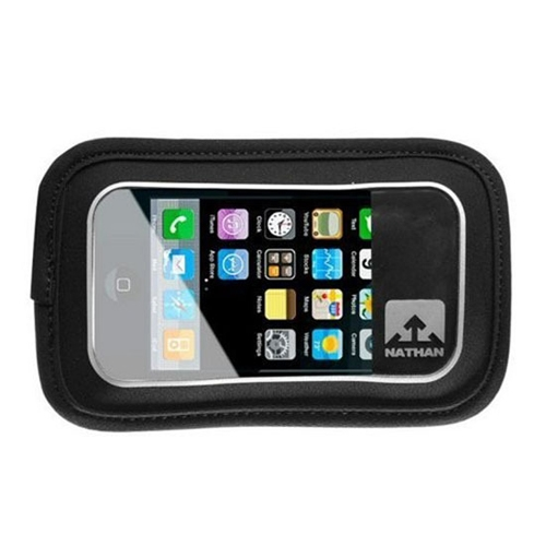 Nathan Phone Pocket Unisex Black