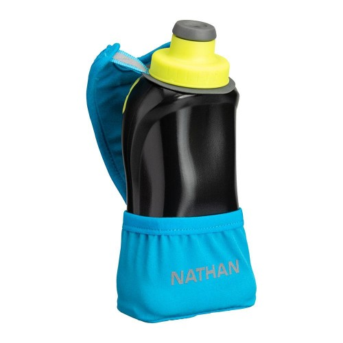Nathan QuickSqueeze Lite 12oz Lime / Blue Me Away