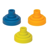 Nathan Race Caps 3-Pack Unisex Assorted 1