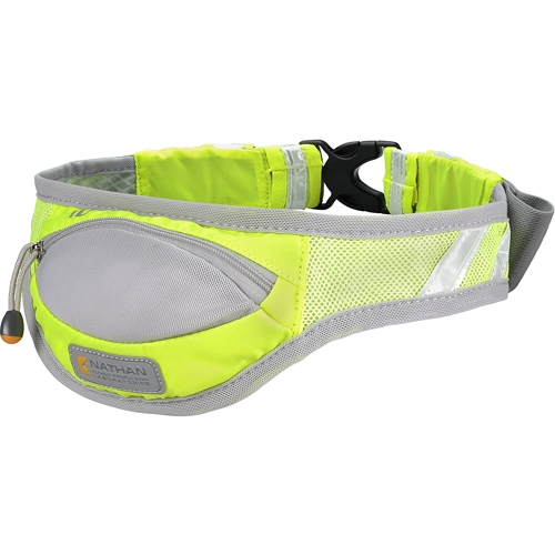 Nathan Reflective Belt Unisex Hi-Viz Yellow