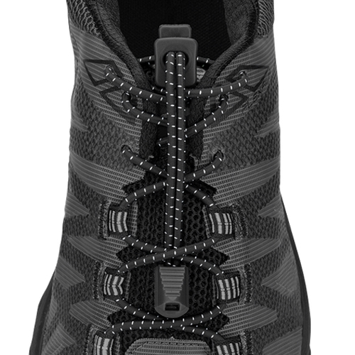 Nathan Run Laces Unisex Black