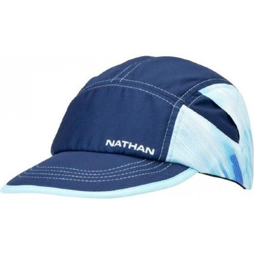 Nathan RunCool Ice Run Hat Unisex Astral Aura / Blue