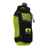 Nathan SpeedMax Plus 22oz Unisex Black/Safety Yellow