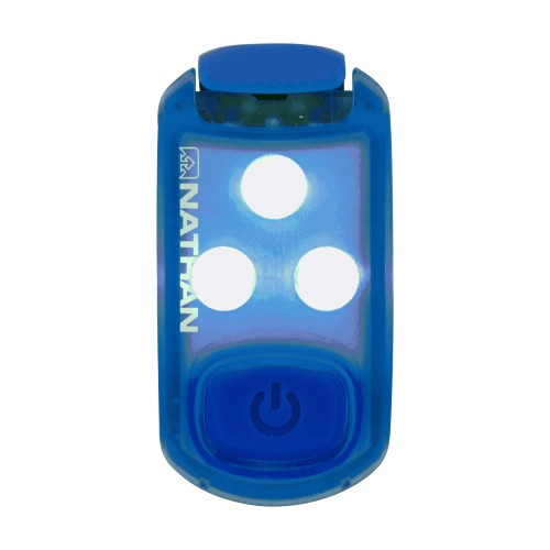 Nathan Strobelight LED Safety Deep Water Blue