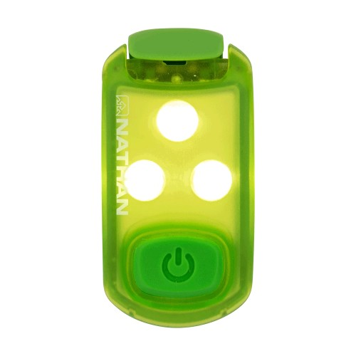 Nathan Strobelight LED Safety Lime Punch