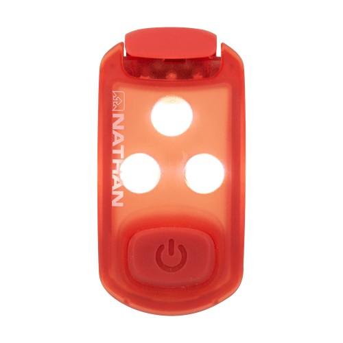 Nathan Strobelight LED Safety Vibrant Orange