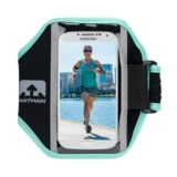Nathan Super 5K Armband Unisex Black/Cockatoo