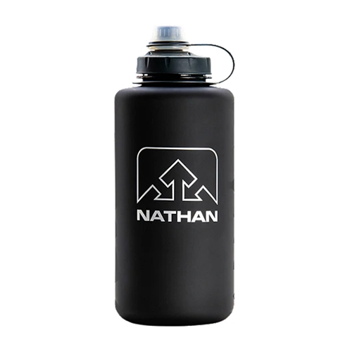 Nathan SuperShot 1.5L Unisex Black/Silver Frosted