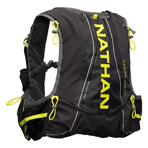 Nathan Vapor Air 2 7L Men's Black/Charcoal/Nuclear