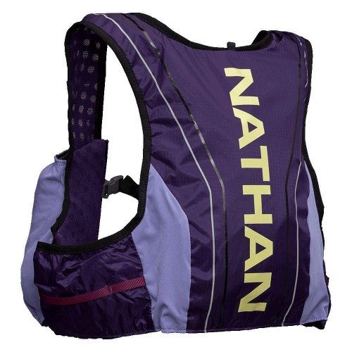Nathan Vapor Swiftra 4L Women's Acai / Shadow Lime