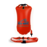 New Wave Swim Buoy 15L Orange