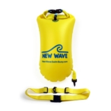 New Wave Swim Buoy 15L Yellow