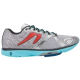 Newton Distance 5 Women's Silver/Blue