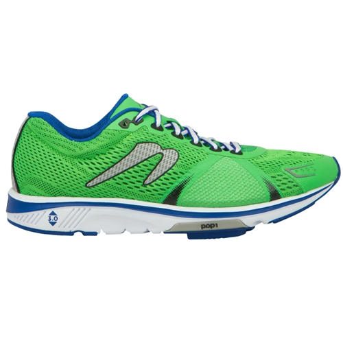 Newton Gravity 5 Men's Green/Blue - Newton Style # M000116 S16
