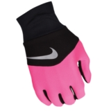 Nike Dri-Fit Tempo Run Glove Women's Hyper Pink/Black