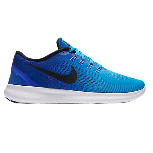 Nike Free RN Men's Royal Blue/Black - Nike Style # 831508 404 F16