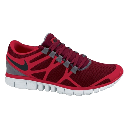 online retailer e6458 7817e Nike Free Run 3.0 V3 Men's Red/Black - Nike Style # 453974-606