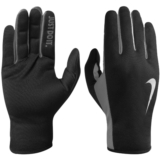 Nike Rally Run Gloves 2.0 Men's Black/Anthracite/Silver