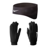 Nike Run Thermal Headband/Gl Men's Black/Silver