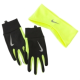 Nike Run Thermal Headband/Gl Men's Black/Volt