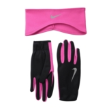 Nike Run Thermal Headband/Gl Women's Black/Vivid Pink