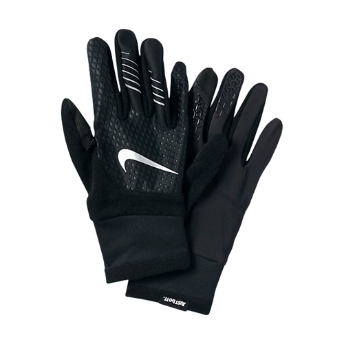 Nike Therma-Fit Elite Glove 2 Women's Black/Volt/Silver - Nike Style # N.RG.E1.003 F16