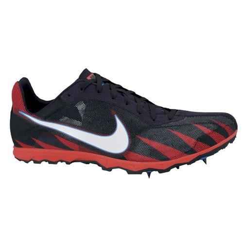 Nike Zoom Forever XC 3 Unisex Black/White/Orange