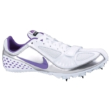 Nike Zoom Rival S 5 Women's White/Violet/Silver