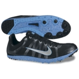 Nike Zoom Victory XC Unisex Black/Silver/Blue
