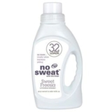 No Sweat Laundry Detergent Sweet Freesia 1L