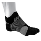 OS1st Bunion Relief Sock Unisex Black BR4