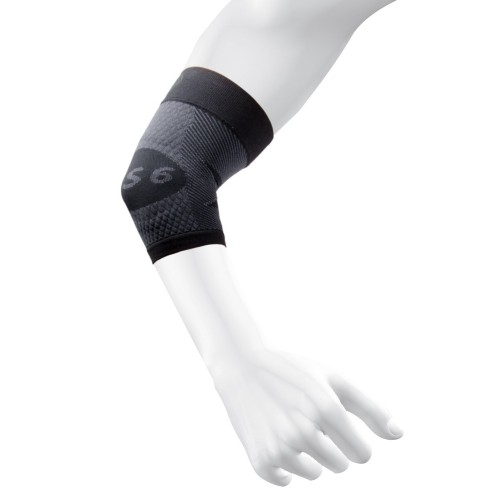 OS1st Elbow Bracing Sleeve Unisex Black