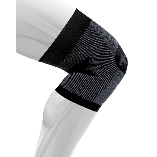 OS1st Performance Knee Sleeve Unisex Black