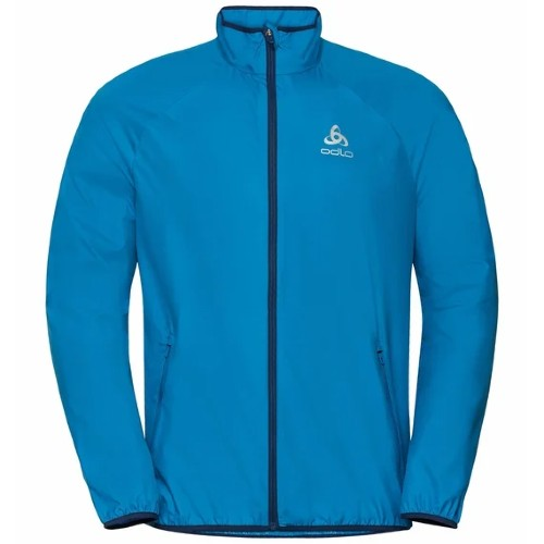 Odlo Element Light Jacket Men's Blue Aster/Estate Blue