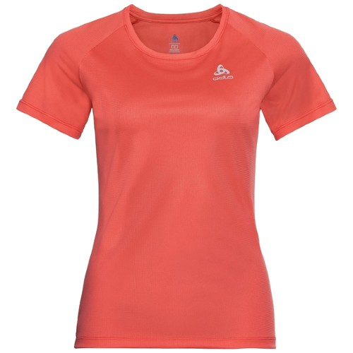 Odlo Element Light T-Shirt Women's Hot Coral