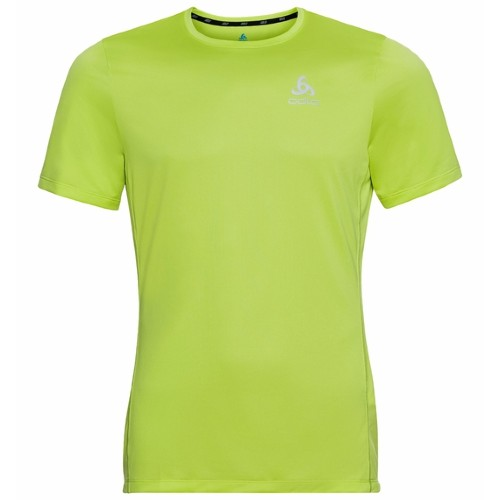 Odlo Element Running T-Shirt Men's Green Glow