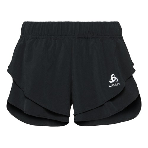 Odlo Zeroweight Split Shorts Women's Black