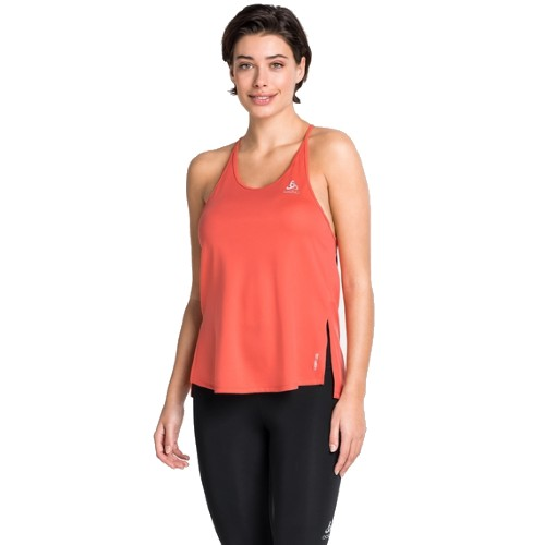 Odlo Zeroweight Tank Women's Hot Coral
