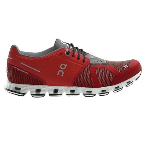 On Cloud Men's Red/Ox