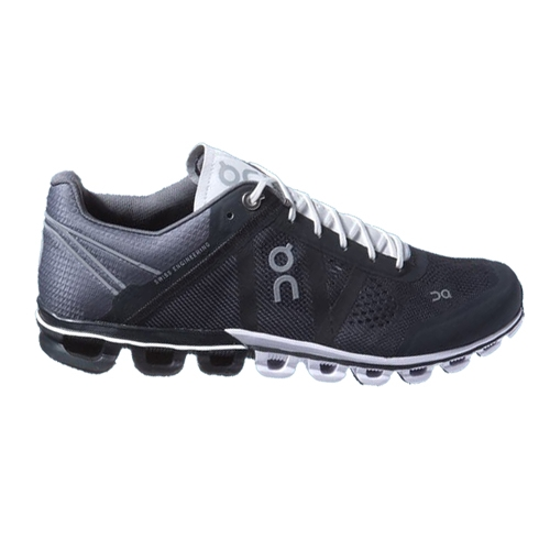 On Cloudflow Women's Black/White