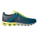 On Cloudflow Men's Petrol/Neon
